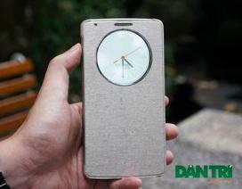 Trên tay LG G3 và bao da QuickCircle sắp bán ra tại Việt Nam