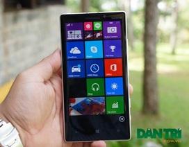 Đánh giá nhanh Lumia 930 chính hãng chuẩn bị bán tại Việt Nam