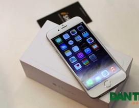 iPhone 6 và 6 Plus chính hãng sẽ bán tại Việt Nam vào ngày 14/11