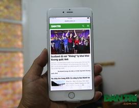 """iPhone 6 bẻ khoá thành công, giá hàng xách tay """"xuống đáy"""""""