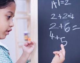 Hormon tuyến giáp của người mẹ quyết định khả năng toán học của trẻ