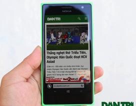 """Đánh giá Lumia 730: smartphone """"tự sướng"""" giá tốt"""