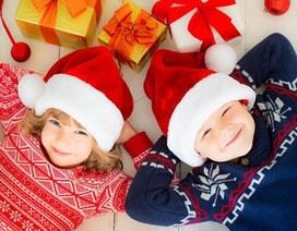 Ý tưởng quà tặng Giáng sinh cho con