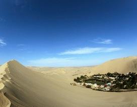Ốc đảo kỳ bí giữa lòng sa mạc
