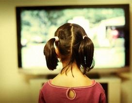 Trẻ xem TV hơn 2 tiếng mỗi ngày tăng nguy cơ huyết áp cao