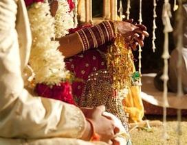Chú rể đột quỵ, cô dâu cưới luôn khách mời