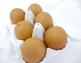 Trứng gà thơm mùi trái cây tươi
