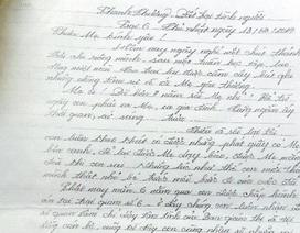 Tâm thư đẫm nước mắt của đứa con lầm lỡ gửi mẹ