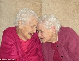 Cặp sinh đôi già nhất thế giới qua đời ở tuổi 103