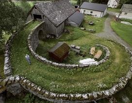 Những công trình kiến trúc bước ra từ cổ tích