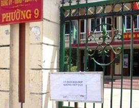 UBND phường nháo nhào vì mất con dấu: Đã có con dấu mới