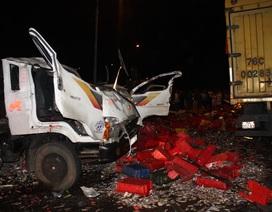 Vụ 2 xe tải đấu đầu, thêm 1 nạn nhân tử vong