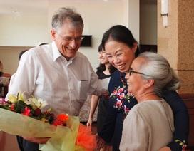 4 nhà bác học đoạt giải Nobel đã đến Bình Định
