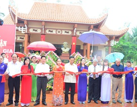 Đền thờ Tăng Bạt Hổ được công nhận di tích lịch sử quốc gia