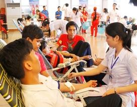 Hơn 1.000 đơn vị máu kết nối dòng máu Việt
