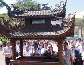 Kỷ niệm 222 năm ngày mất của Hoàng đế Quang Trung