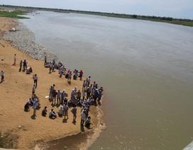 Tìm thấy 3 nạn nhân bị chết đuối trên sông Đà Rằng