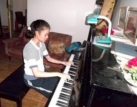 Cô bé nghèo với tiếng dương cầm vút bay