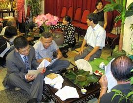 Lá trà Suối Giàng 300 tuổi tham gia giao lưu văn hóa Việt - Nhật