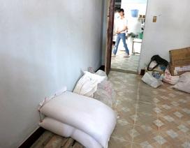 Chuỗi quán cơm 2.000 đồng hết gạo trong mùa mưa bão