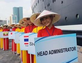 TPHCM chào đón Tàu thanh niên Đông Nam Á