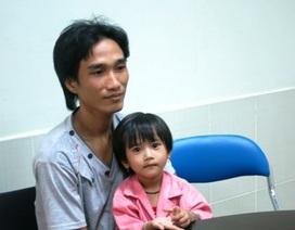 Bệnh tim bẩm sinh của bé Diễm phức tạp, phải chờ hội chẩn