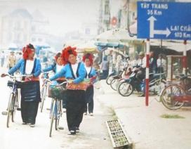 Màu xanh mới trên chiến địa Điện Biên