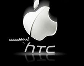 """HTC """"phản công"""", Apple lâm vào thế khó"""