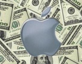Apple giàu hơn cả chính phủ Mỹ