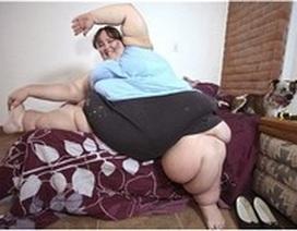 Nặng 330kg vẫn quyết tâm để trở thành người mập nhất thế giới