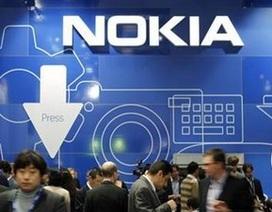 Nokia lỗ nặng, doanh thu smartphone giảm già nửa
