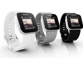 """Sony chính thức """"trình làng"""" đồng hồ thông minh"""