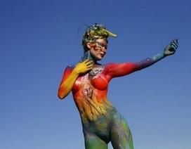 Ấn tượng với lễ hội Bodypainting lớn nhất thế giới