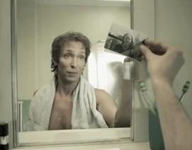 Độc đáo clip câu chuyện cuộc đời phản chiếu qua gương
