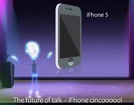 Clip vui: Steve Jobs… hát rap giới thiệu iPhone 5