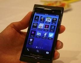 BlackBerry thế hệ mới sẽ lộ diện trong tháng 1/2013