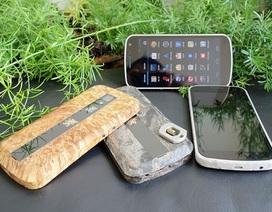 Những điện thoại siêu sang vừa xuất hiện tại Việt Nam