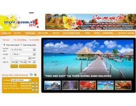 Quản lý tour du lịch với hệ thống trực tuyến
