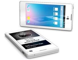 Smartphone hai màn hình Yotaphone sẽ bán ra từ tháng 12