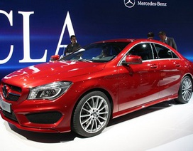 Cập nhật giá bán Mercedes-Benz (tháng 5/2014)
