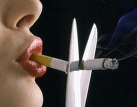 """Tìm cách để """"được"""" ở tù nhằm cai nghiện thuốc lá"""
