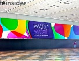 Chùm ảnh Apple tất bật chuẩn bị cho sự kiện WWDC 2013