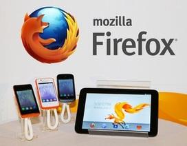 Foxconn đang sản xuất máy tính bảng Firefox OS đầu tiên
