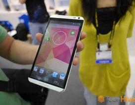 """Xuất hiện """"HTC One cỡ lớn"""" tại Computex 2013"""