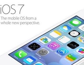 """Những tính năng mới trên iOS 7 khiến các ứng dụng """"hết đất sống"""""""