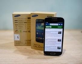 """Khám phá """"bản sao thu nhỏ"""" của Galaxy S4 tại Việt Nam"""