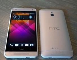 HTC One Mini chính thức trình làng với cấu hình tầm trung