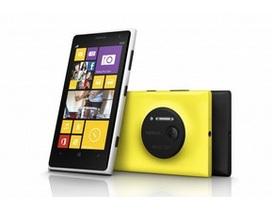 """Lumia 1020 """"cháy hàng"""" trong ngày đầu tiên mở bán"""