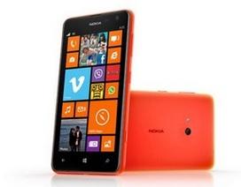 Nokia trình làng smartphone màn hình Windows Phone lớn nhất