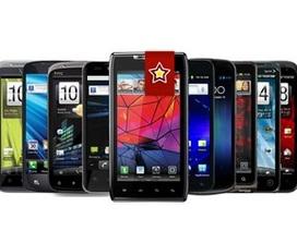 """Android vẫn """"vô đối"""" trên thị trường smartphone quý II/2013"""